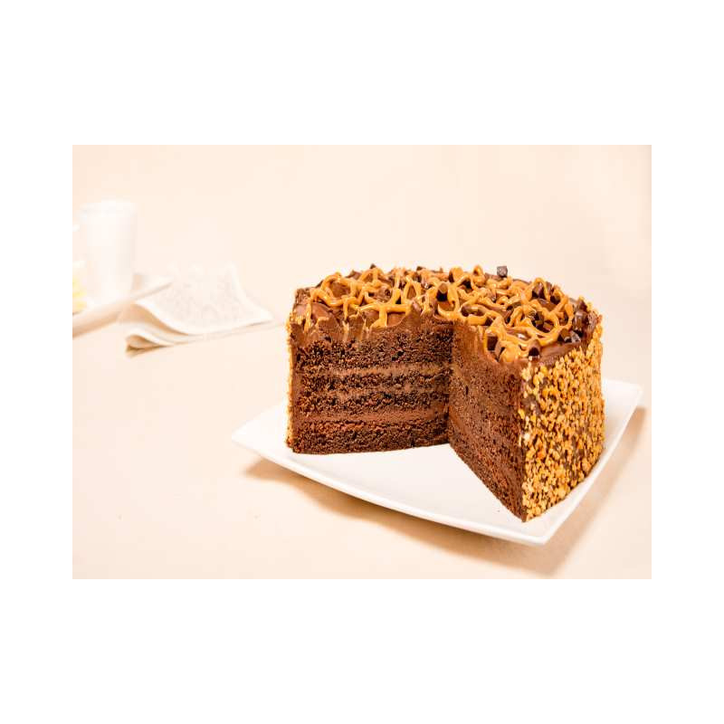 Tarta Chocolate y Toffe 2300gr.