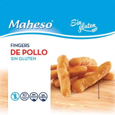 Finger de Pollo sin Gluten 300gr.