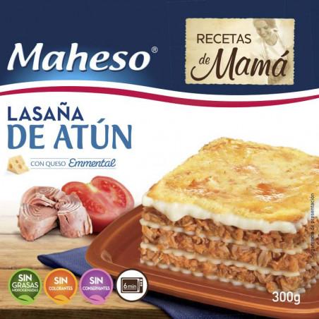 Lasaña Atún receta de mamá 300gr.