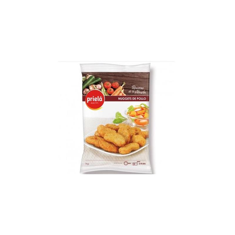 Nuggets de pollo receta de la Abuela