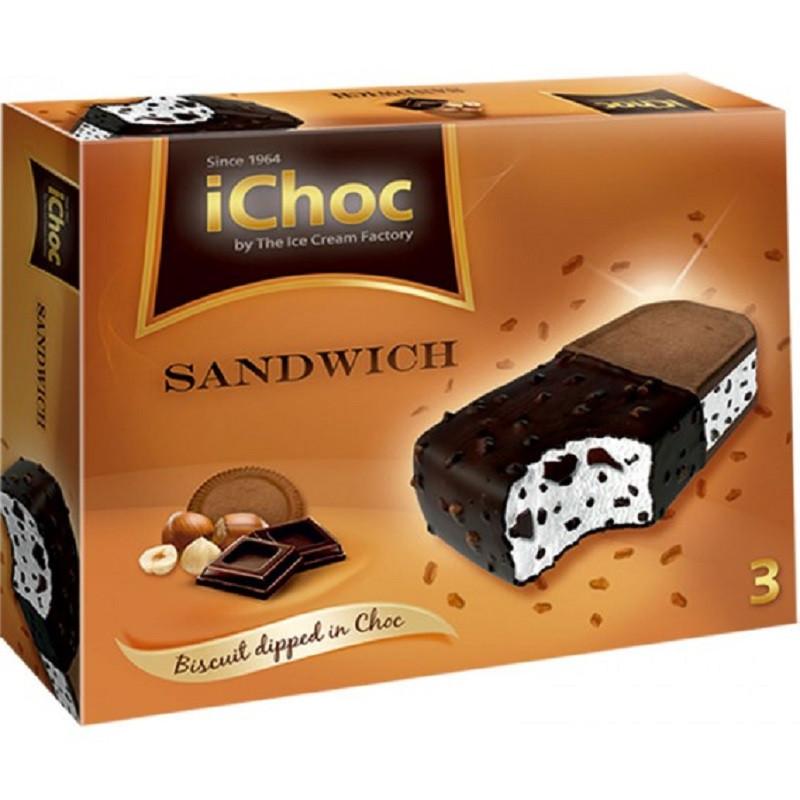 Sandwich Duo Nata Ichoc 3unds.