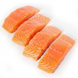 Salmón lomos Salar bolsa 1kg.
