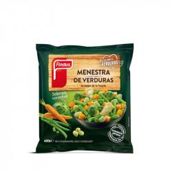 Menestra de verduras bolsa 400gr.