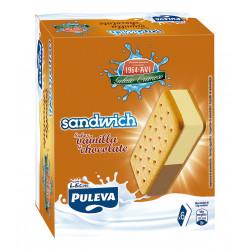 Sandwich Vainilla y Chocolate 6unds.