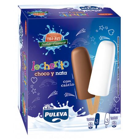 Lecherito Nata y Chocolate 6unds.