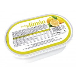 Tarrina Sorbete Limon 1.000ml