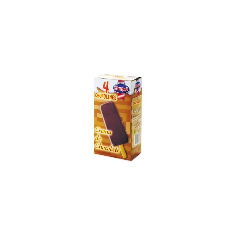 Polo Chocolate 4und.