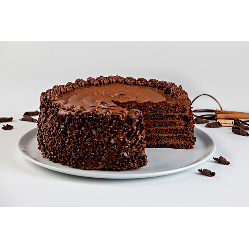 Tarta Lindas Fudge Big Cake