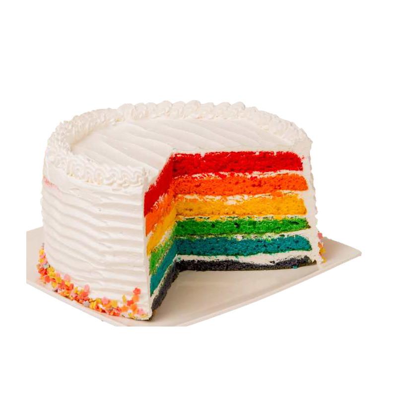 Tarta Rainbow Cake 2.300Gr.