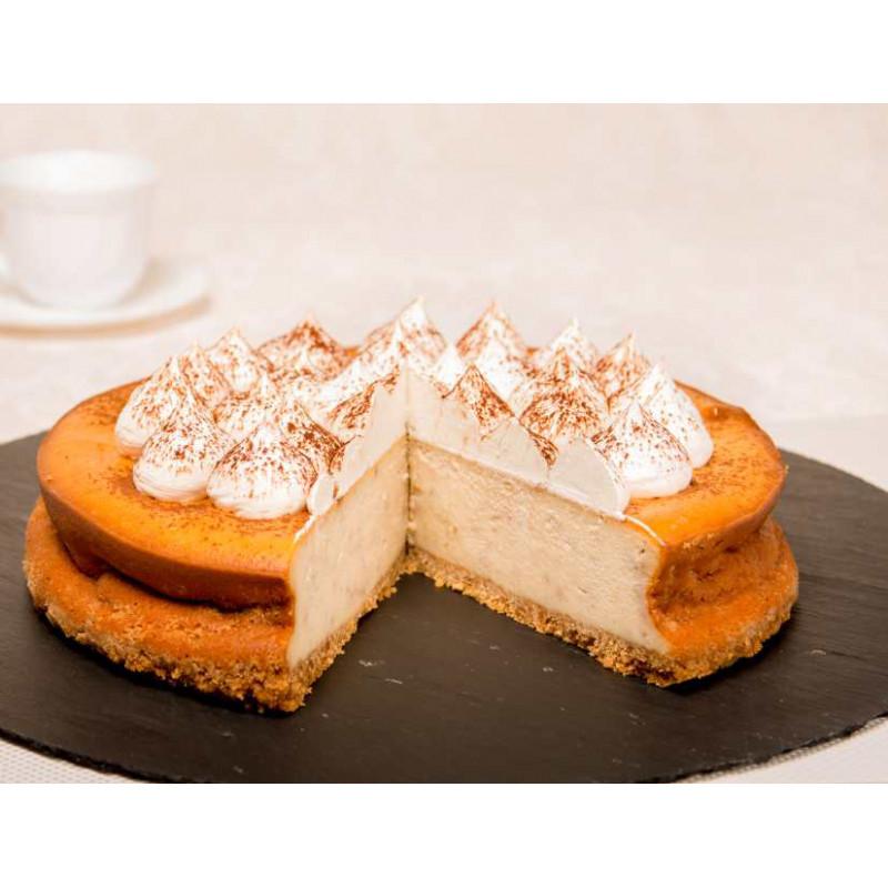 Tarta Cheesecake Vainilla Madagascar 2.000gr.