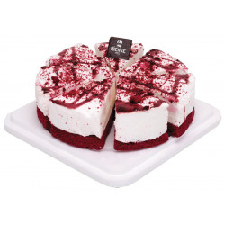 Tarta helada Red Velvet 1500ml.