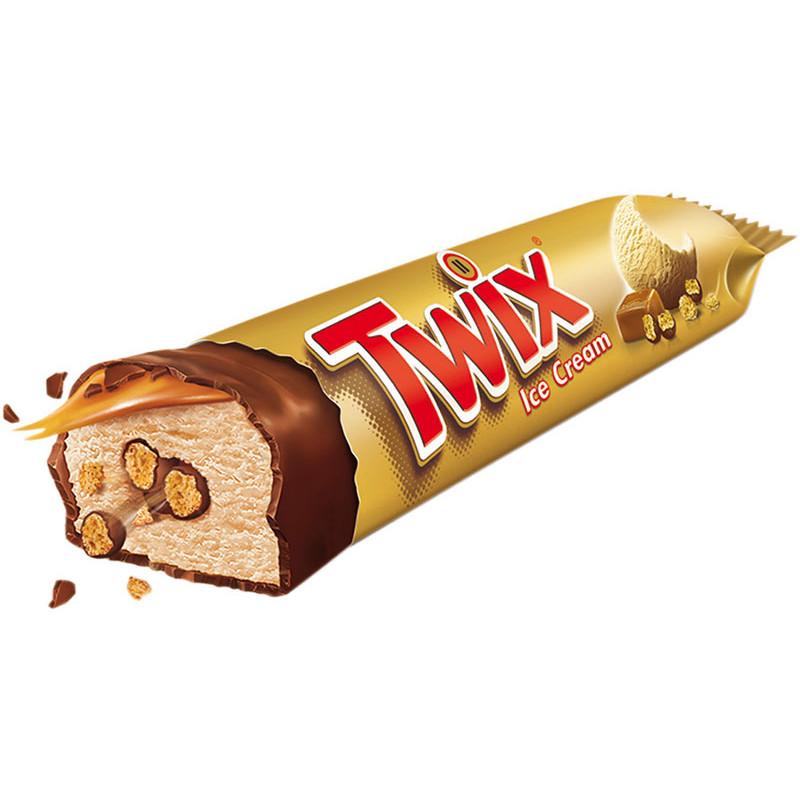 Twix Ice Cream Mars