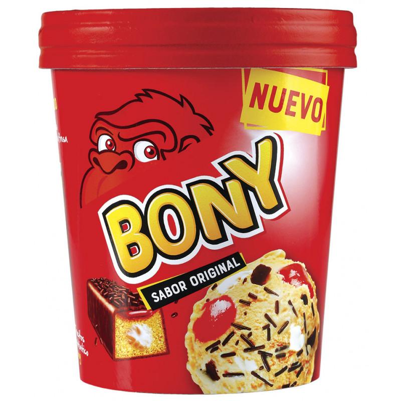 Helado Bony de Bimbo 500ml.