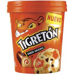Helado Tigreton de Bimbo 500ml.