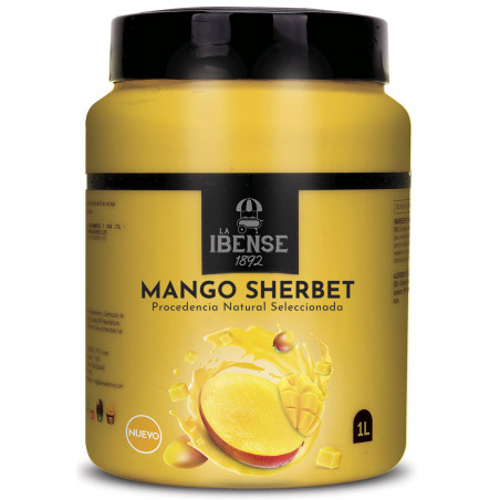 Bote Sorbete de Mango