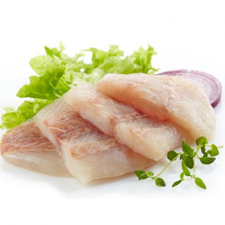 Filete merluza sin piel