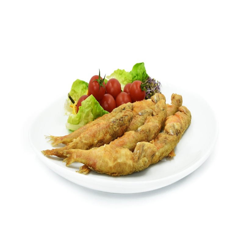 Salmonetillos de Sanlúcar enharinados bolsa 500gr.
