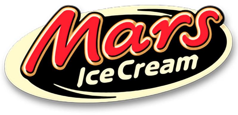 Mars Ice Cream